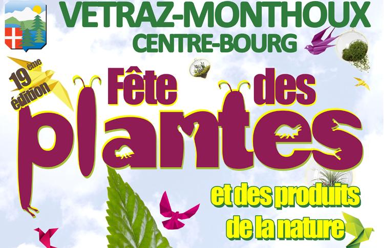 Fête des Plantes de Vétraz-Monthoux