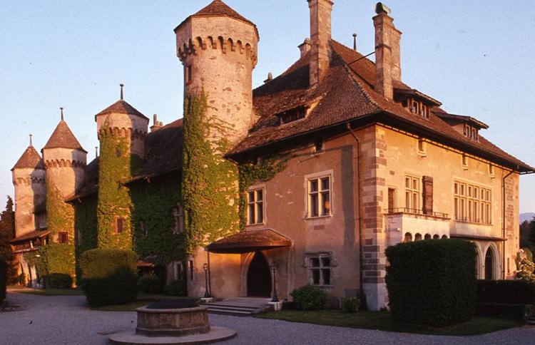 Fête Plantes et Jardins au Château de Ripaille