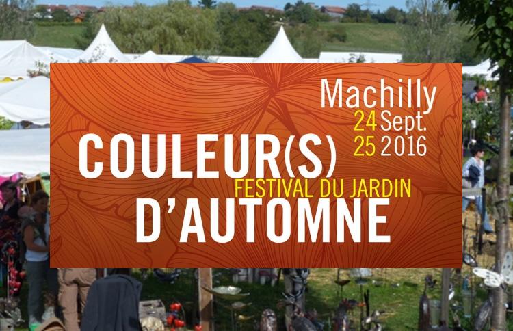 Festival du jardin à Machilly